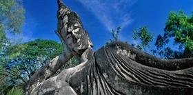 Look local in laos article