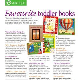 Favouritetoddbooks article