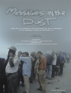 Messages in the dust cover article