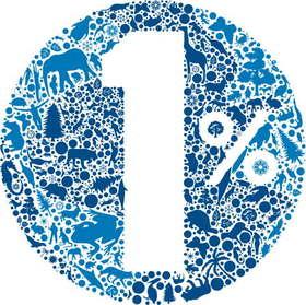 1percent logo article