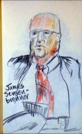 James sensenbrenner article