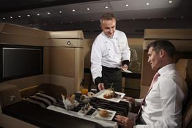 Diamond first class chef program article