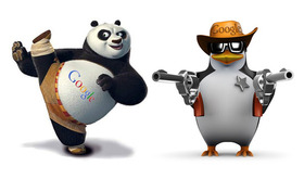 Google panda penguin article