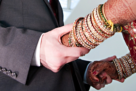 Interfaith couple article
