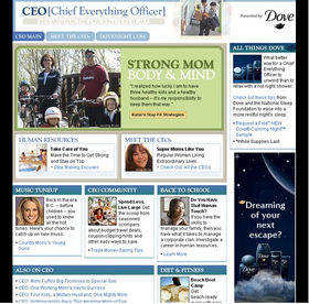 Chief everything officer article