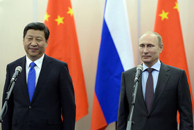 China putin article