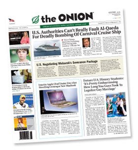 Onion paper article