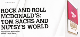 64695 res rock and roll mcdonald s tom sachs and nutsy s world article