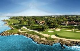 Caso de campo golf course article
