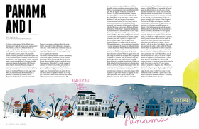 Panama and i article