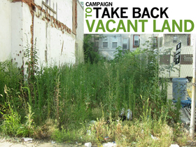 Vacant land article