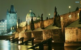 Charles bridge in prague wallpapers free picture w520 article