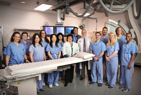 Cath lab group pic grape2 article