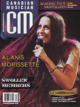 Alanis cover article