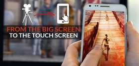 Big screens to touch screens article
