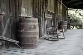 Dickel porch article