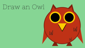 Draw the owl article