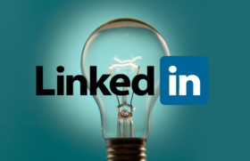 Linkedin publish article