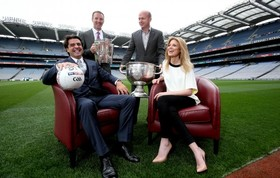 Rachel wyse and brian carney with jamesie oconnor and peter canavan 2 630x401 article