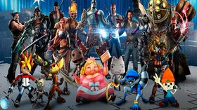 Playstation all stars battle royale characters 2 article