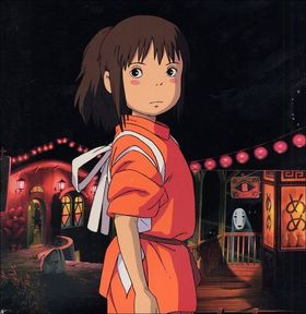 Movie review spirited away article
