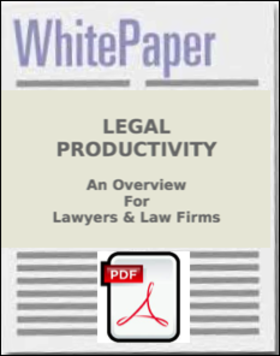 Gregorypeterson legal productivity white paper1 article