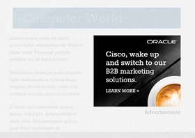 Cisco oracle article