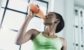 Sports drink article