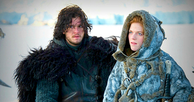 Game of thrones season 3 jon snow ygritte article
