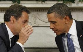 Sarkozy potus article