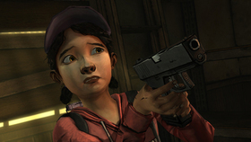 Twd clementine gun 1  article
