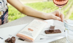 Tprohahndorf hills chocovino experience matches their boutique wine to the worlds finest chocolate article
