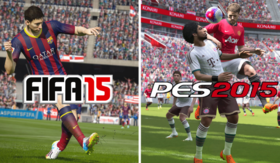 Fifa vs pes article