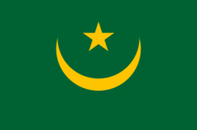Flag of mauritania article