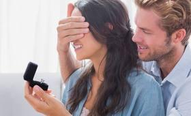 Surprise engagement article