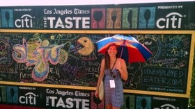 2 lisa at taste la 2014 la times 300x168 article