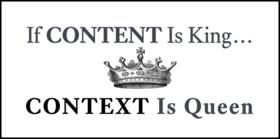 Context is queen 4 article