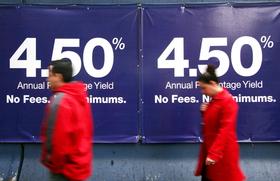 Savings account rates ap060525015560 0 article