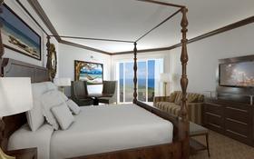 Sandals royal bahamian guest room interior article