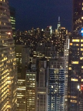 View from bar 54 night article