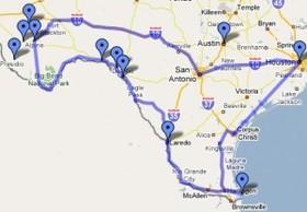 Raod trip map 300x208 article