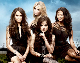 Pretty little liars aria spencer emily hanna article