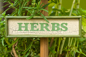 Herb sign article