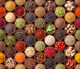Herbs and spices article