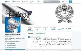 Zabihullah mujahid twitter article
