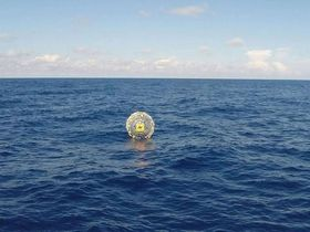Man s attempt to reach bermuda in inflatable bubble goes awry article