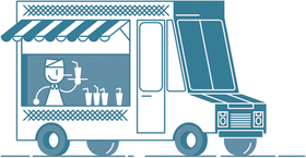 Food truck items article