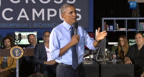 Obama net neutrality town hall article
