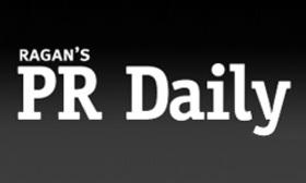 Prdaily logo social article