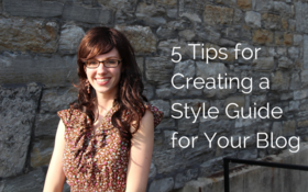 5 tips for creating a style guide for article
